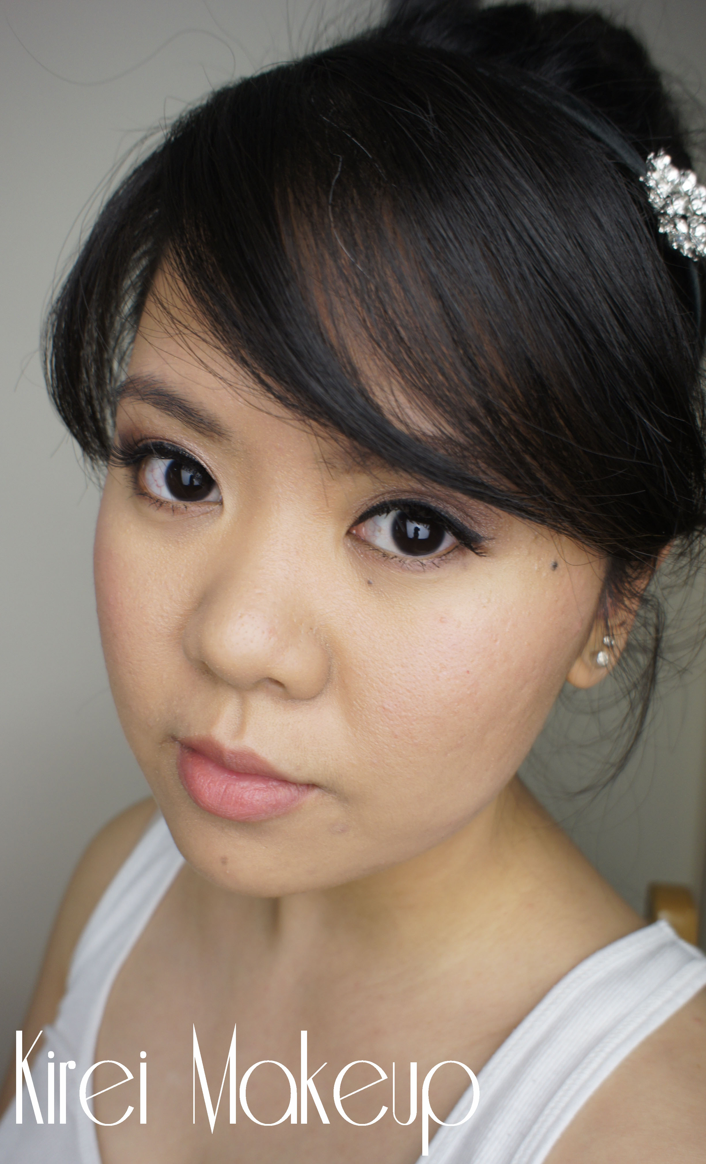 Natural Makeup for Bride