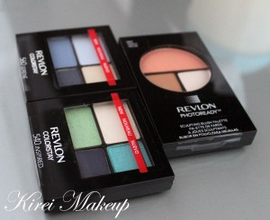 Revlon Photoready Scultping Blush Palette