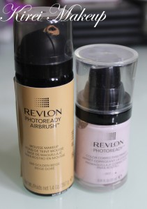 Revlon Photoready Color Correcting Primer