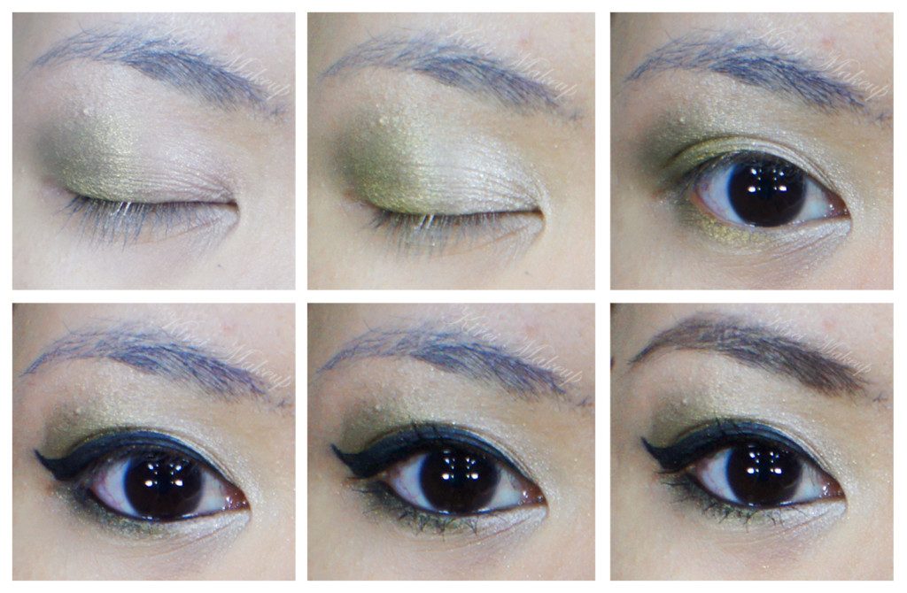 MAC mineralized eyeshadow