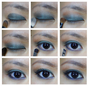 asian smoky eyes