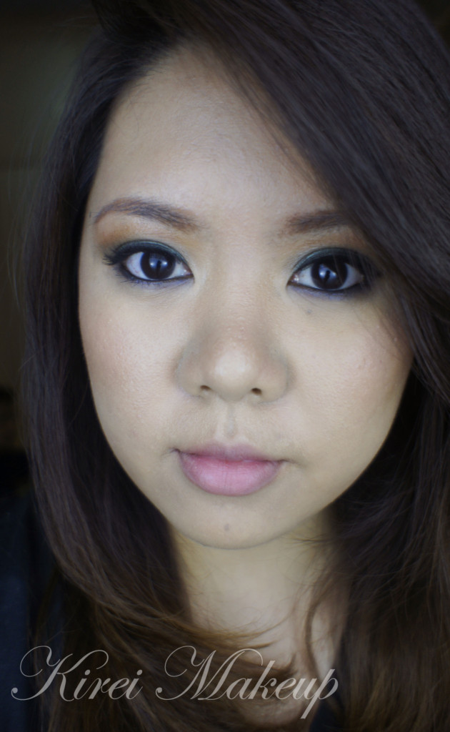 smoky eyes for asian
