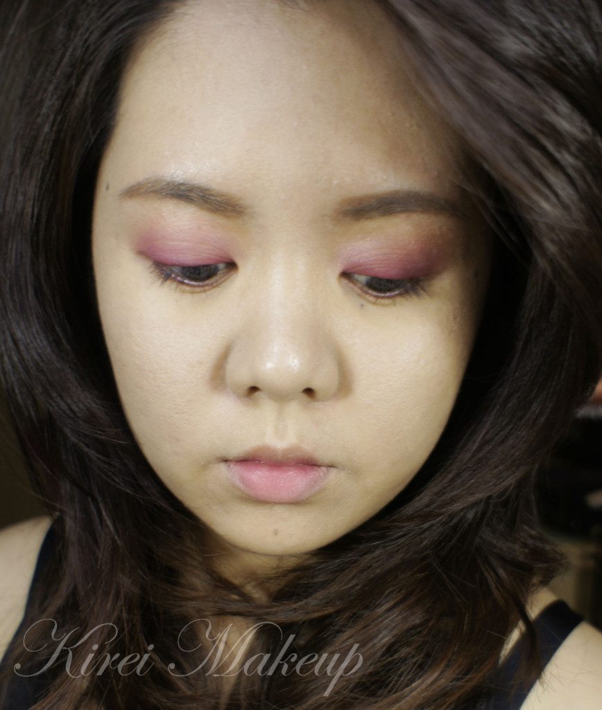 Lee Hi Rose MV Makeup