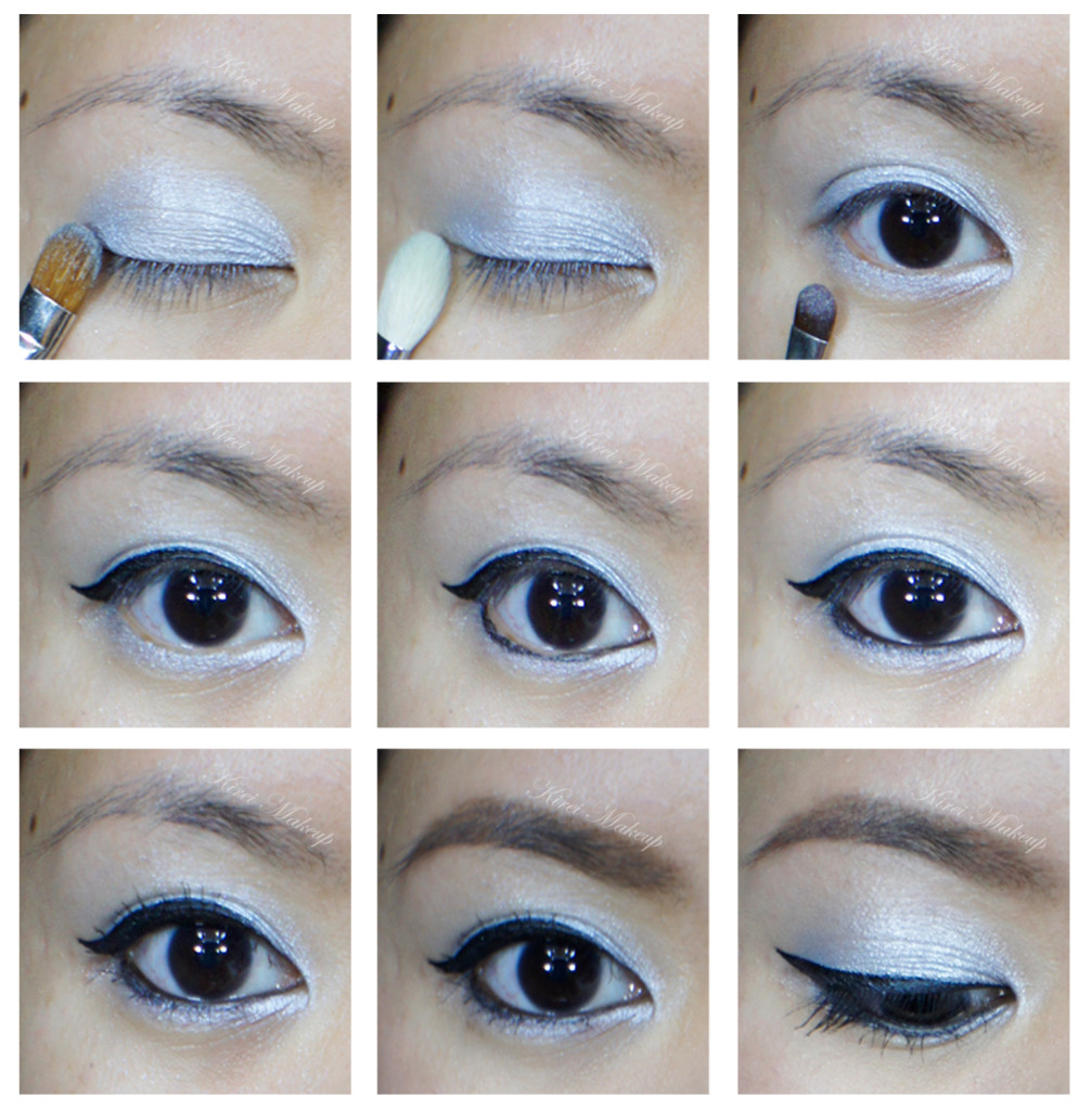 chanel inspired makeup