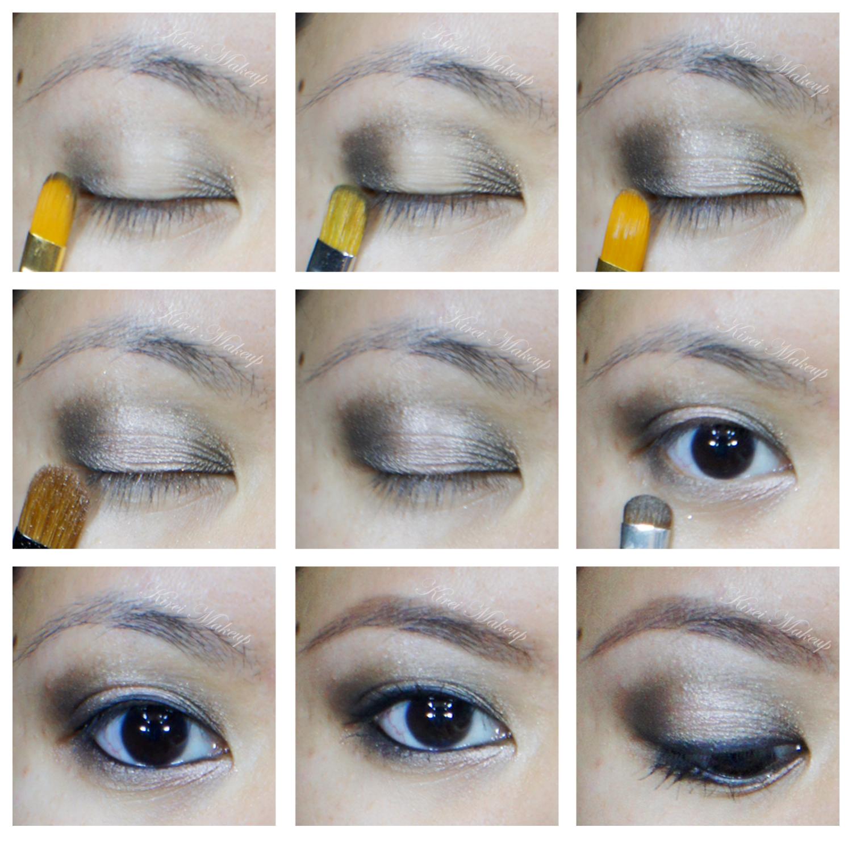 asian smoky eyes