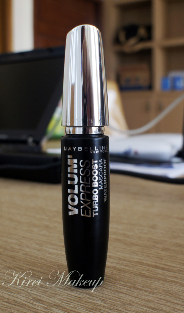 maybelline volume express turbo boost mascara