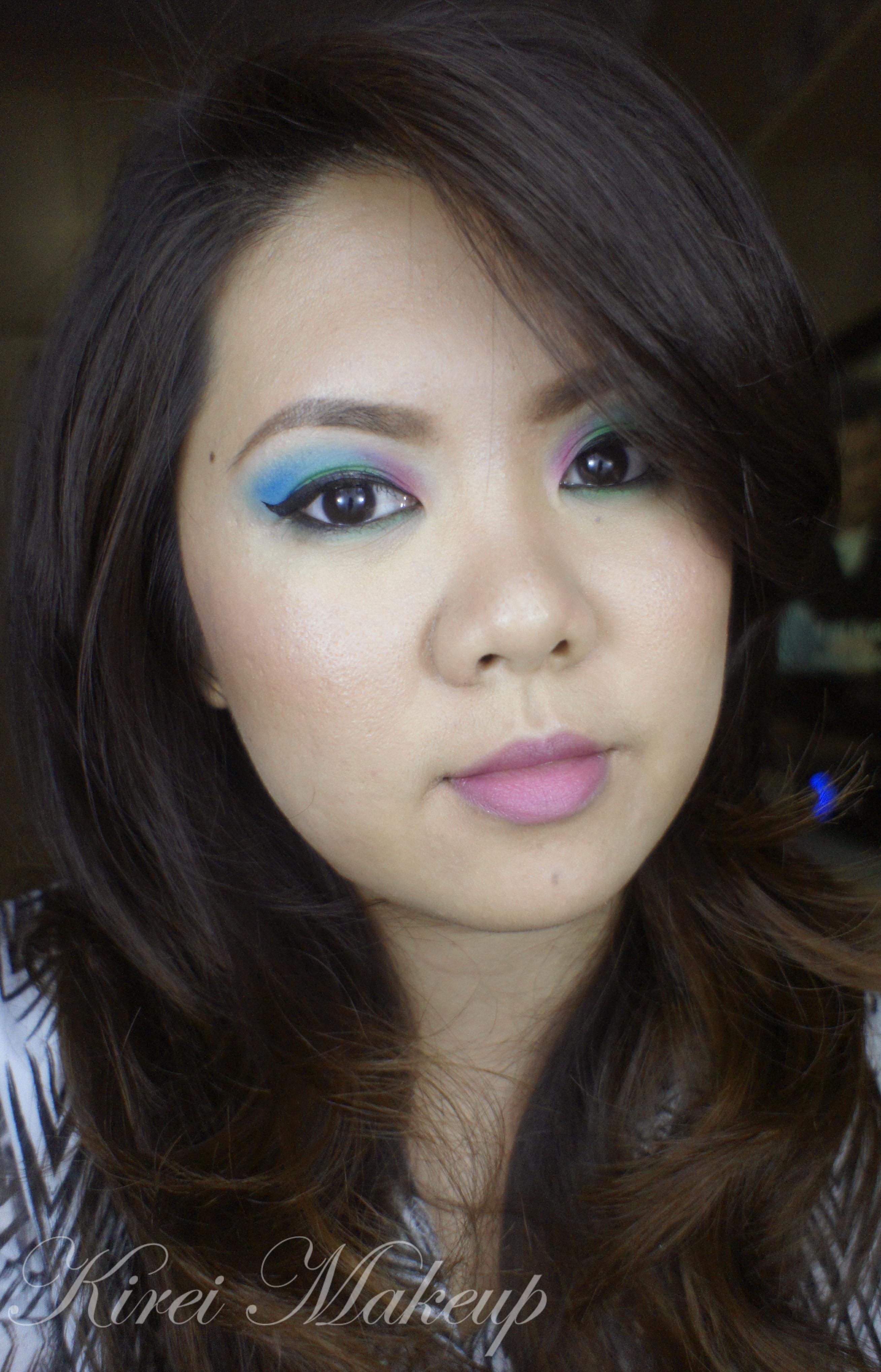 idivine ultra mattes v1 brights makeup