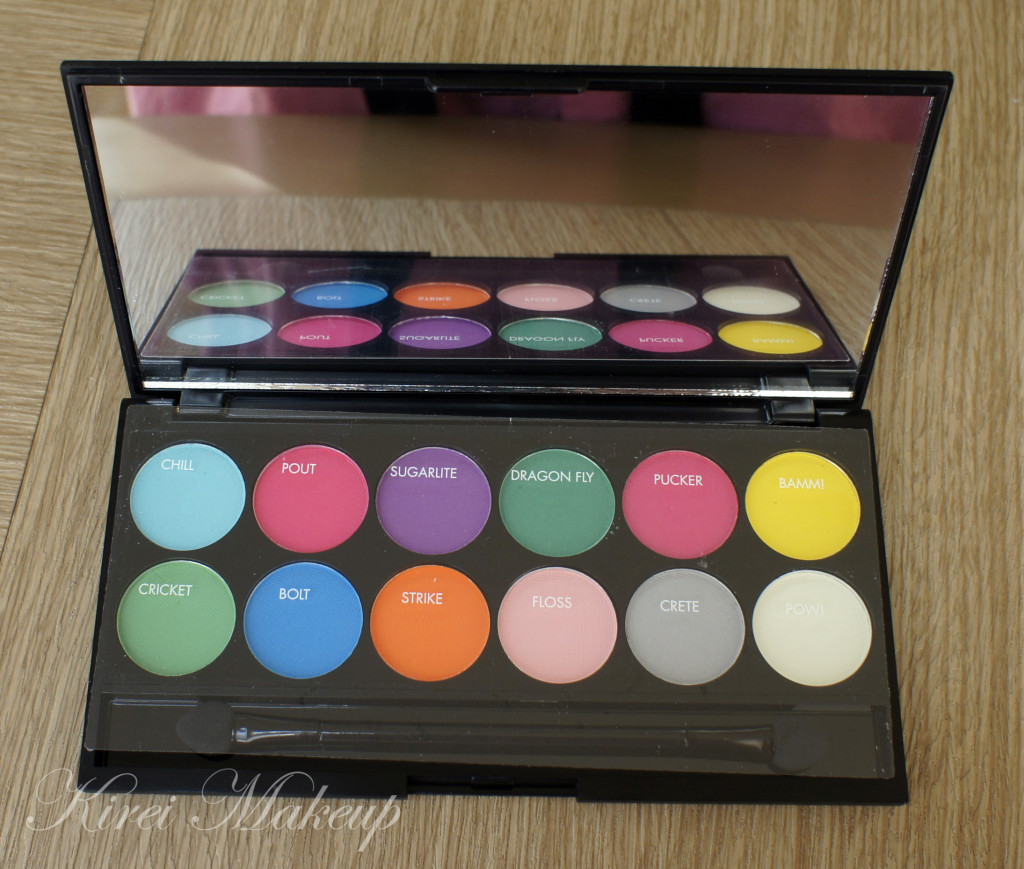 sleek ultra mattes V1 brights