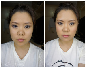 contour and highlight asian