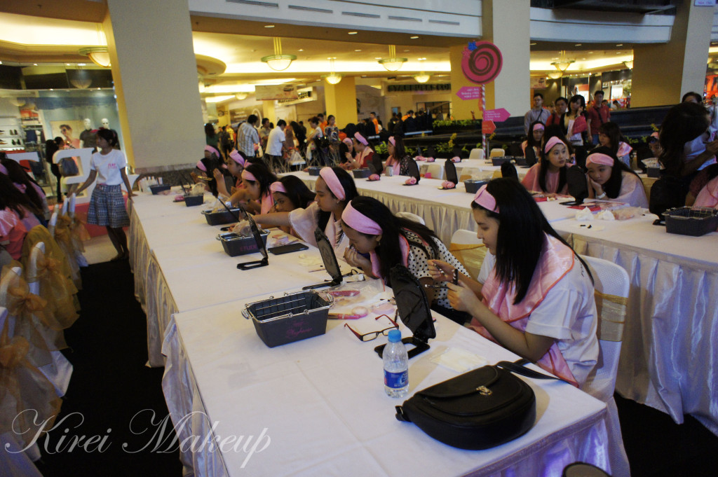etude house indonesia makeup class