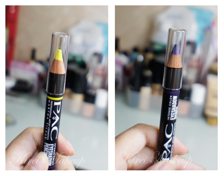 PAC Intense Eyeshadow pencil