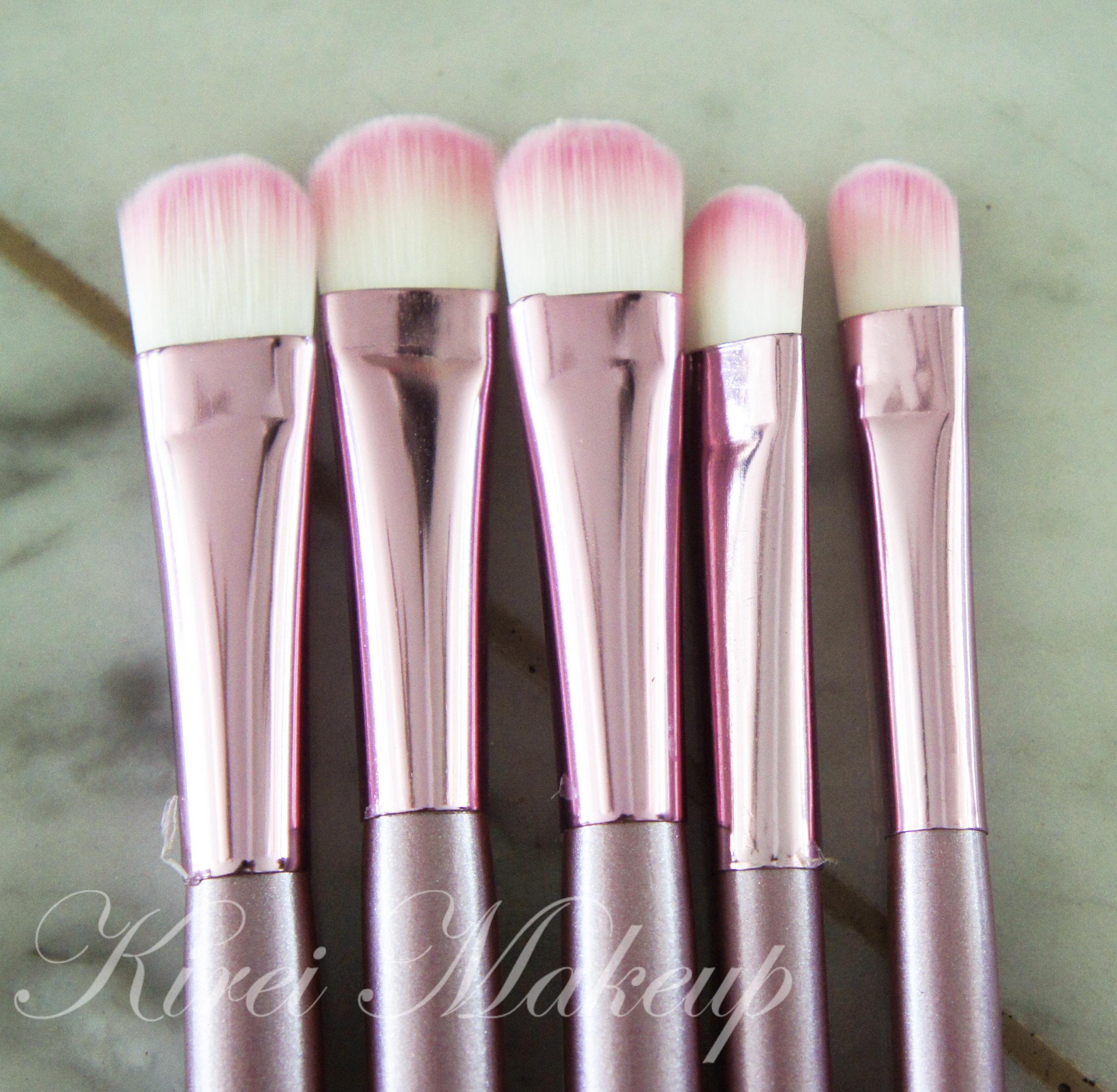 Brush Set Makeup Murah - Mugeek Vidalondon