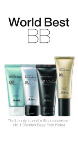Dr. Jart BB creams