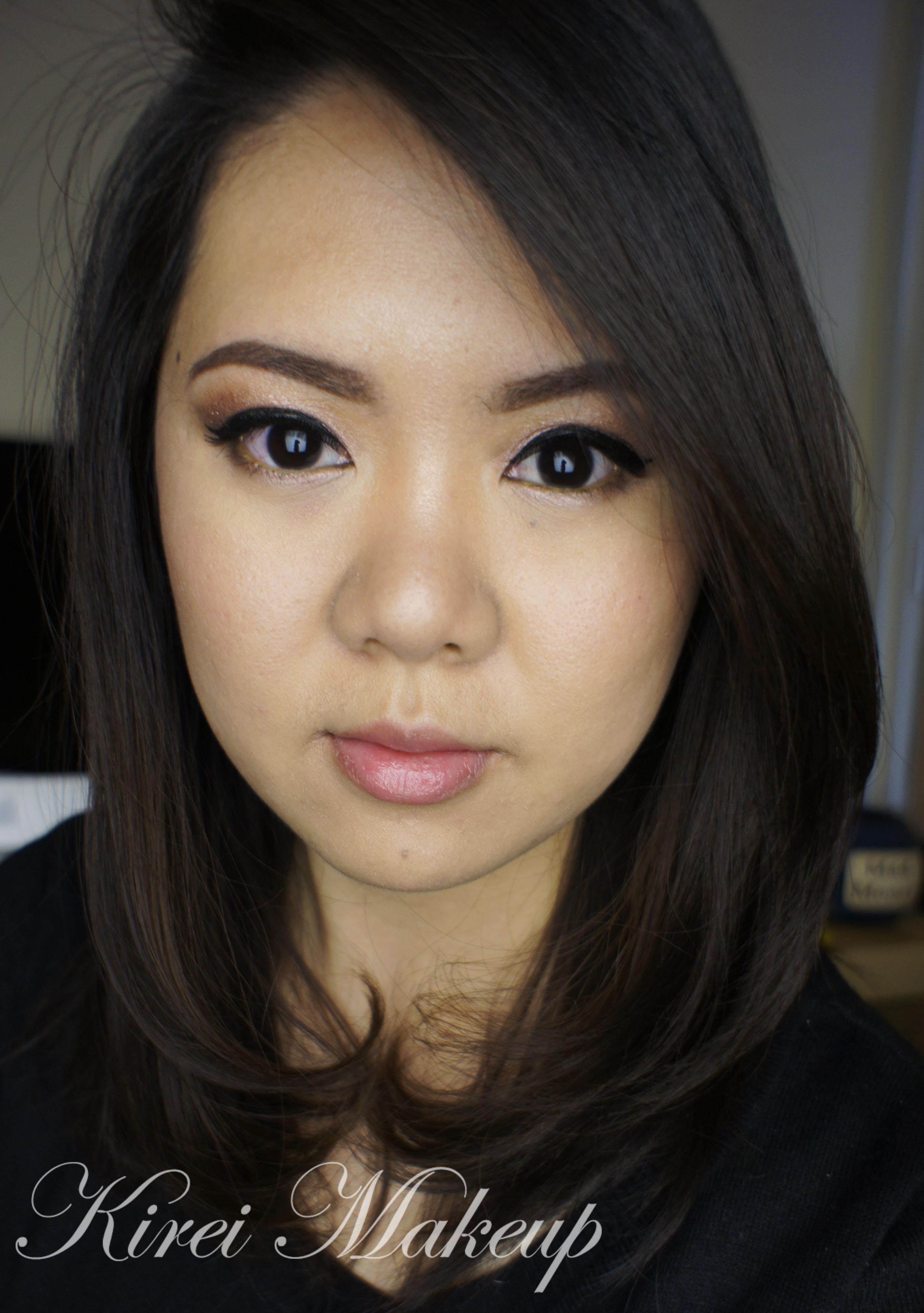 Rose Gold Makeup Asian Archives Kirei