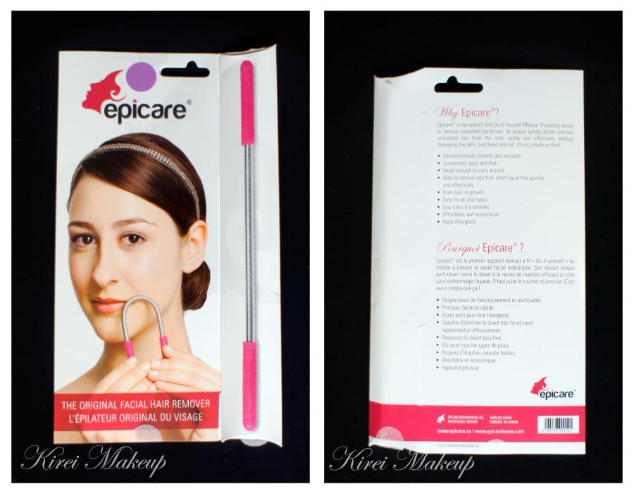 Epicare Facial Hair Remover