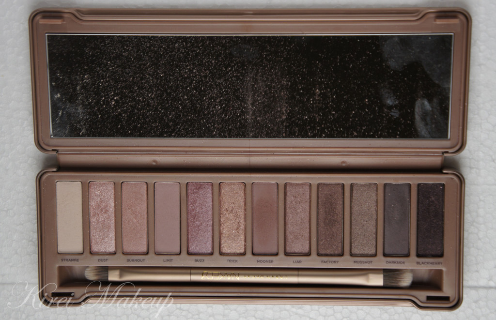 ud naked 3 swatch