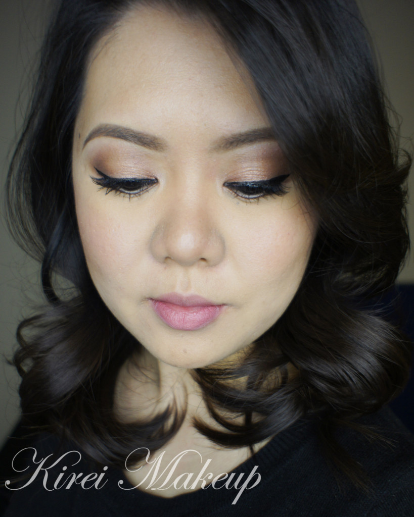 bridal romantic makeup
