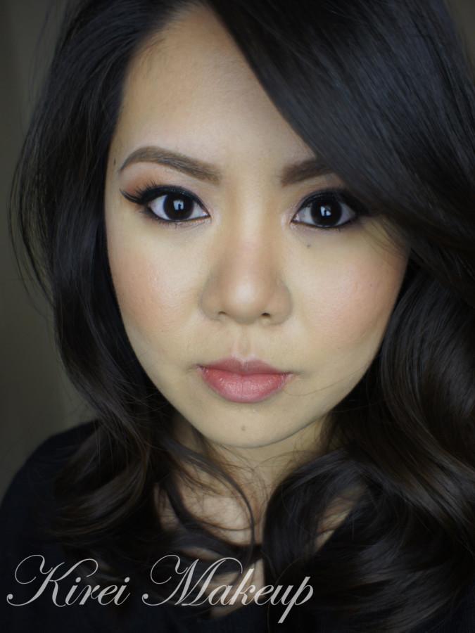 soft makeup using ud naked 3