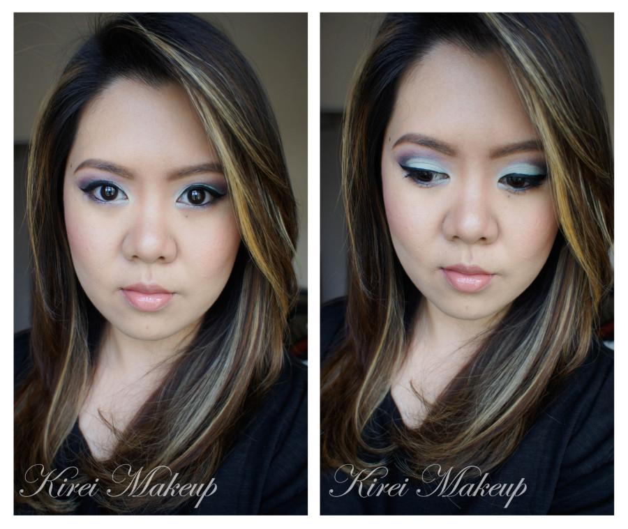 Kat Von D Esperanza eye makeup