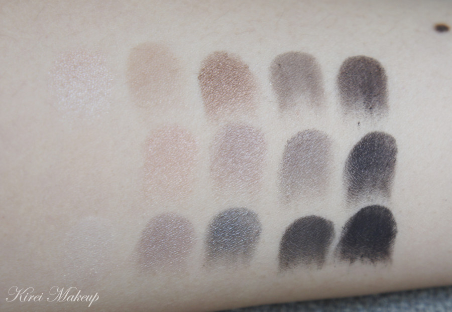 Narsissist Swatches