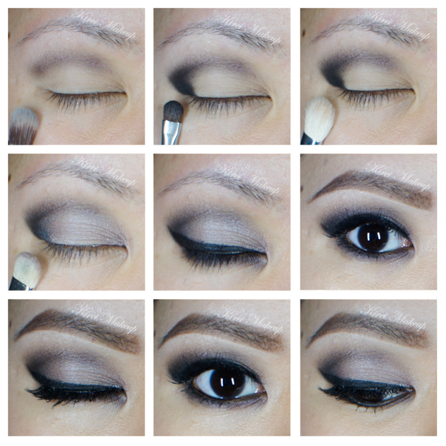 narsissist smoky eyes