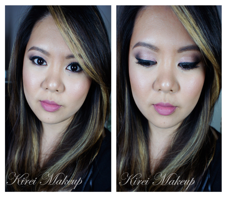 urban decay naked 3 makeup tutorial