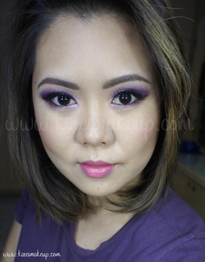 sleek makeup candy tutorial