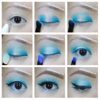world cup argentina makeup