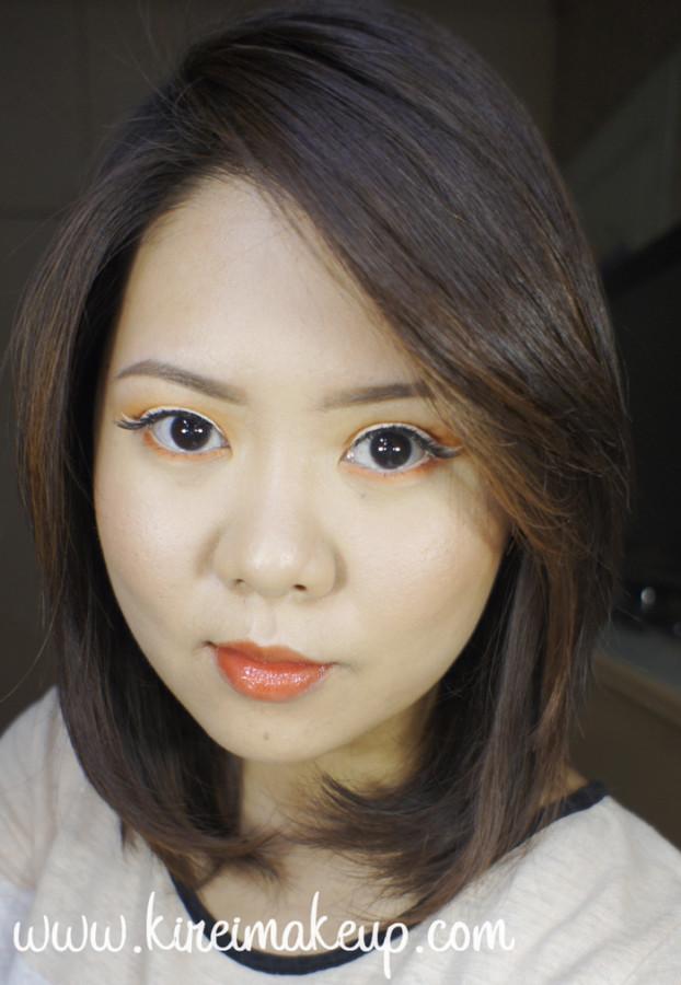 netherland oranje makeup