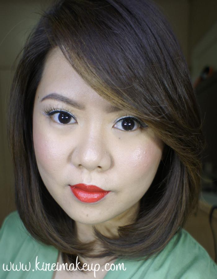 white eyeliner makeup tutorial