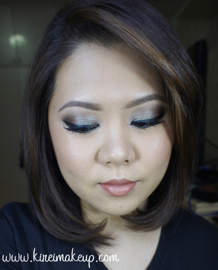 mac blue brown