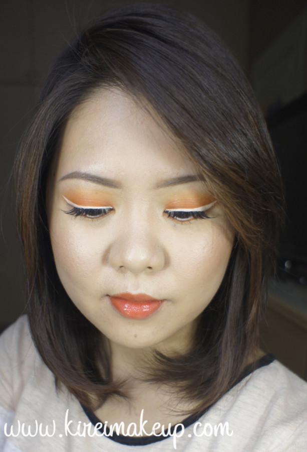 netherlands inspire makeup tutorial