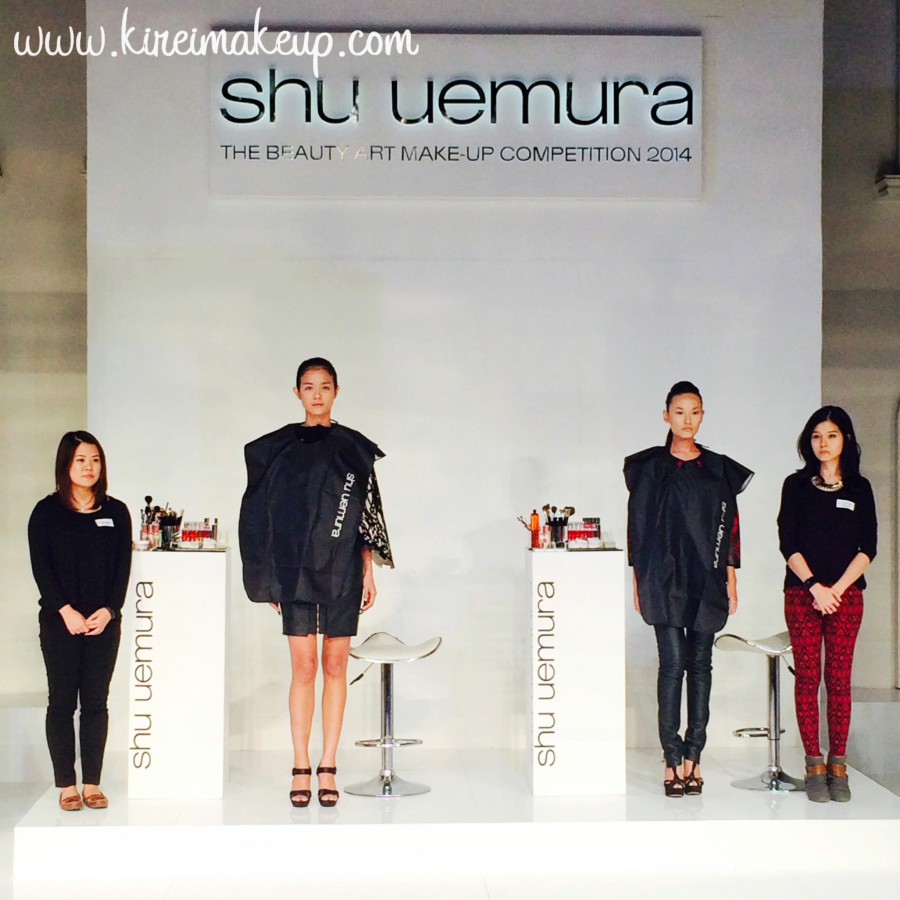 Shu Uemura Brave Beauty competition