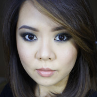 NARS Mekong smoky eyes
