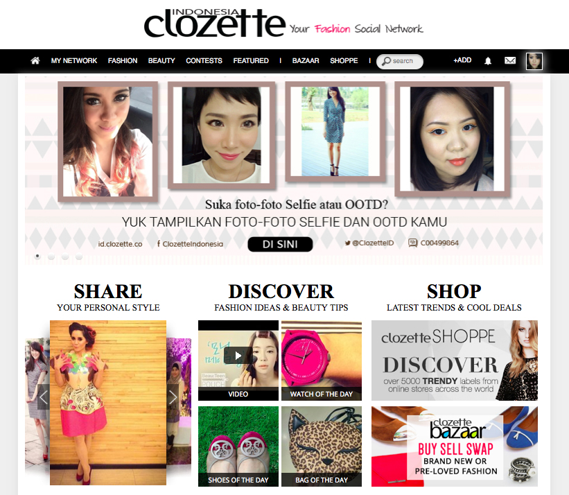 Clozette Daily