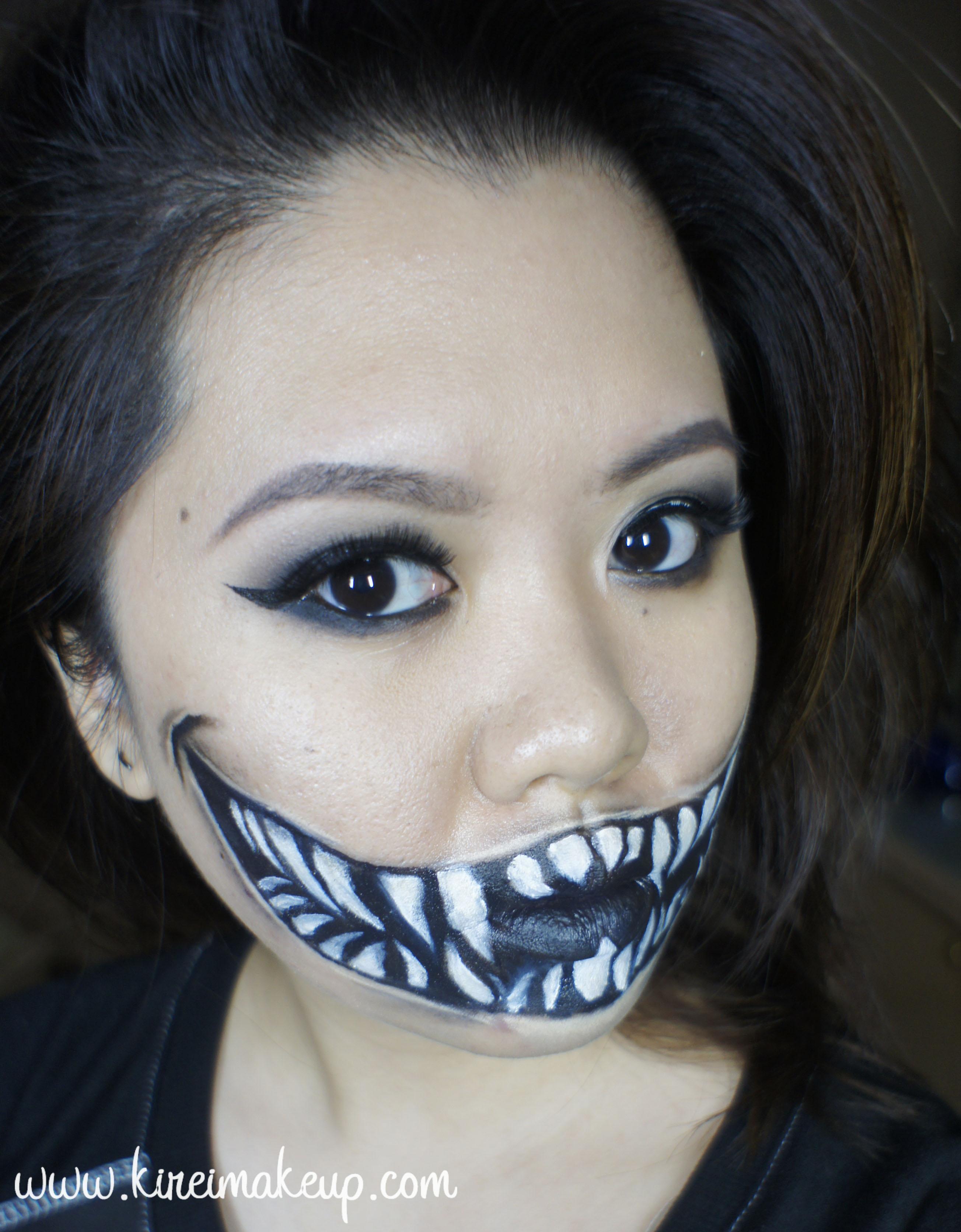 Halloween #1- Monster Teeth - Kirei Makeup
