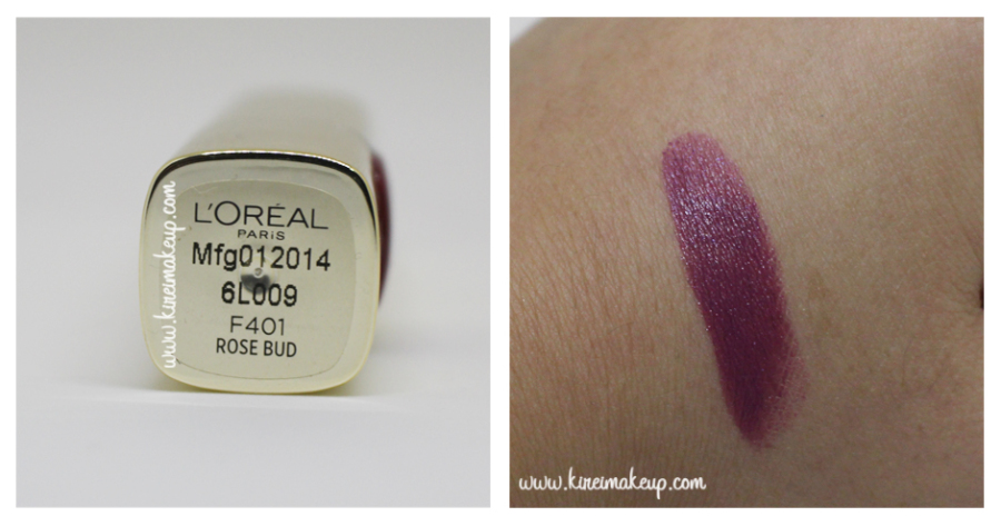 L'oreal Paris Color Riche Moist Matte Rose Bud