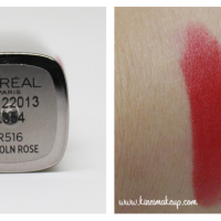 L'oreal Paris Color Riche Moist Matte Lincoln Rose