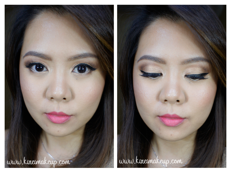 blushing bride makeup