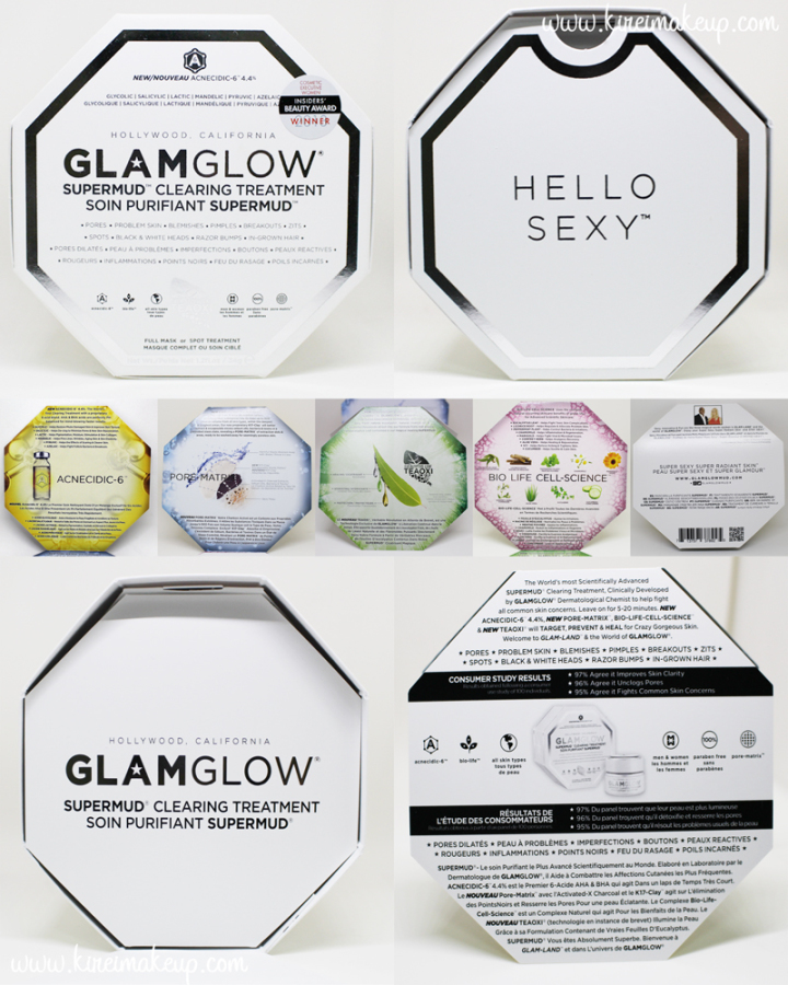 Glam Glow Super Mud review