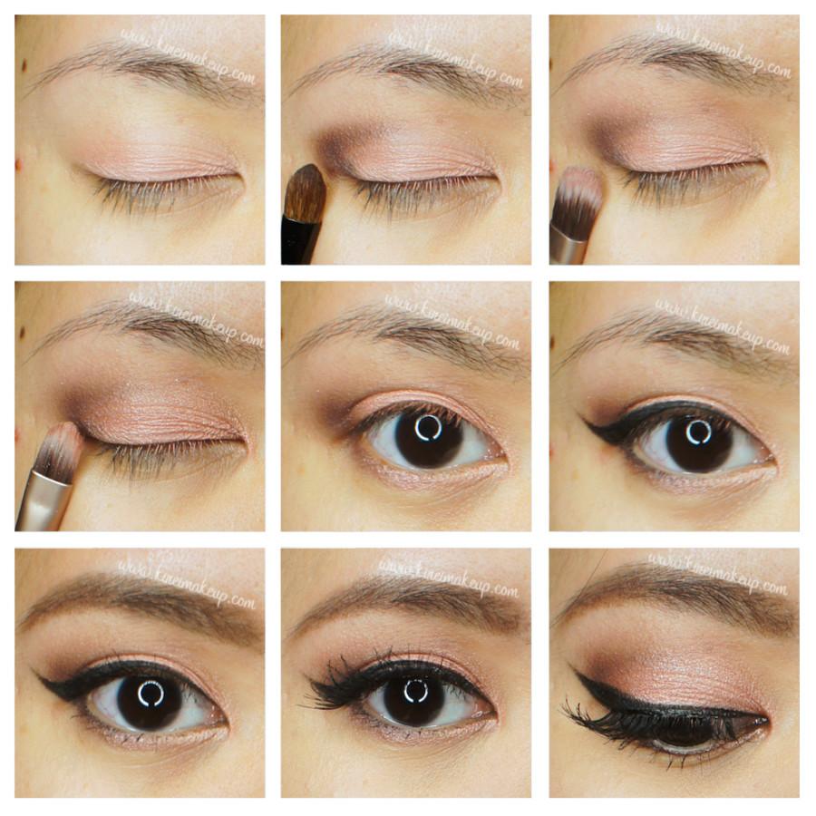 soft smokey eyes tutorial