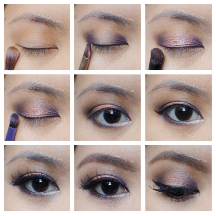 halo smoky eyes