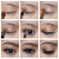 too faced chocolate bar tutorial