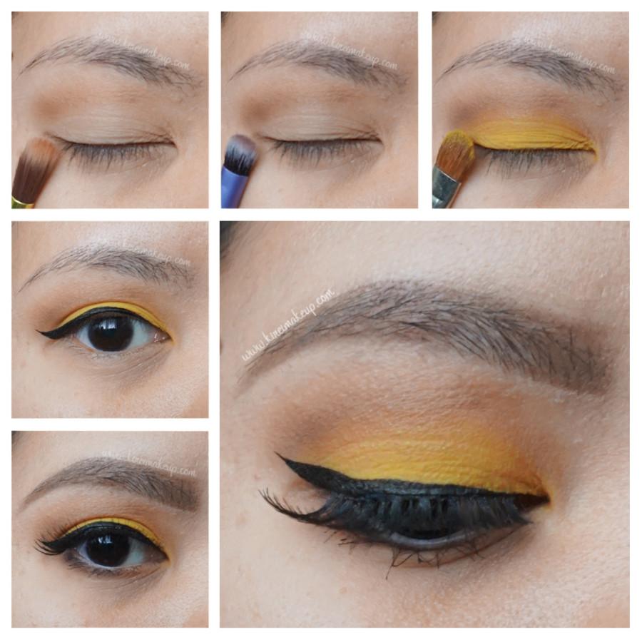 Yellow Eye Makeup Archives Kirei Makeup