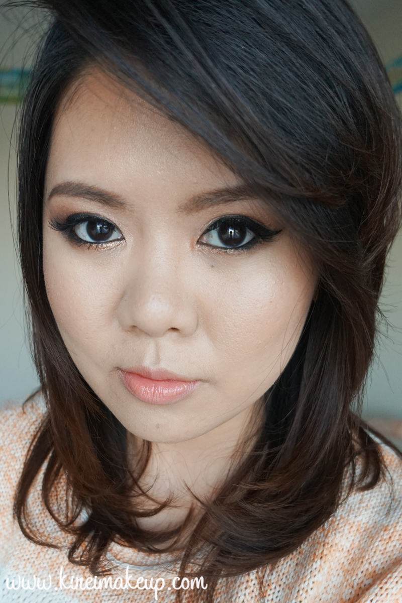 Video Makeup Tutorials: Asian Smokey Eyes