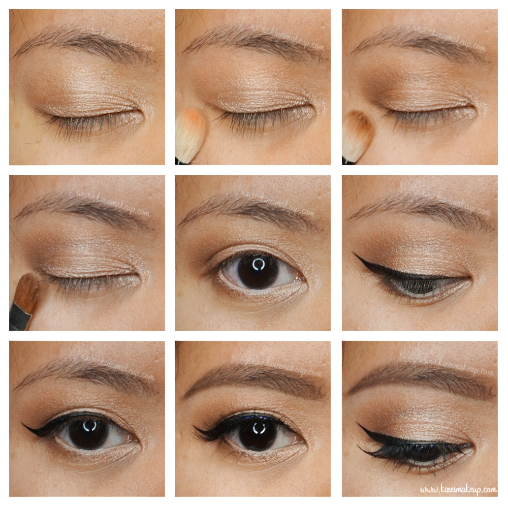 50s eye makeup tutorial