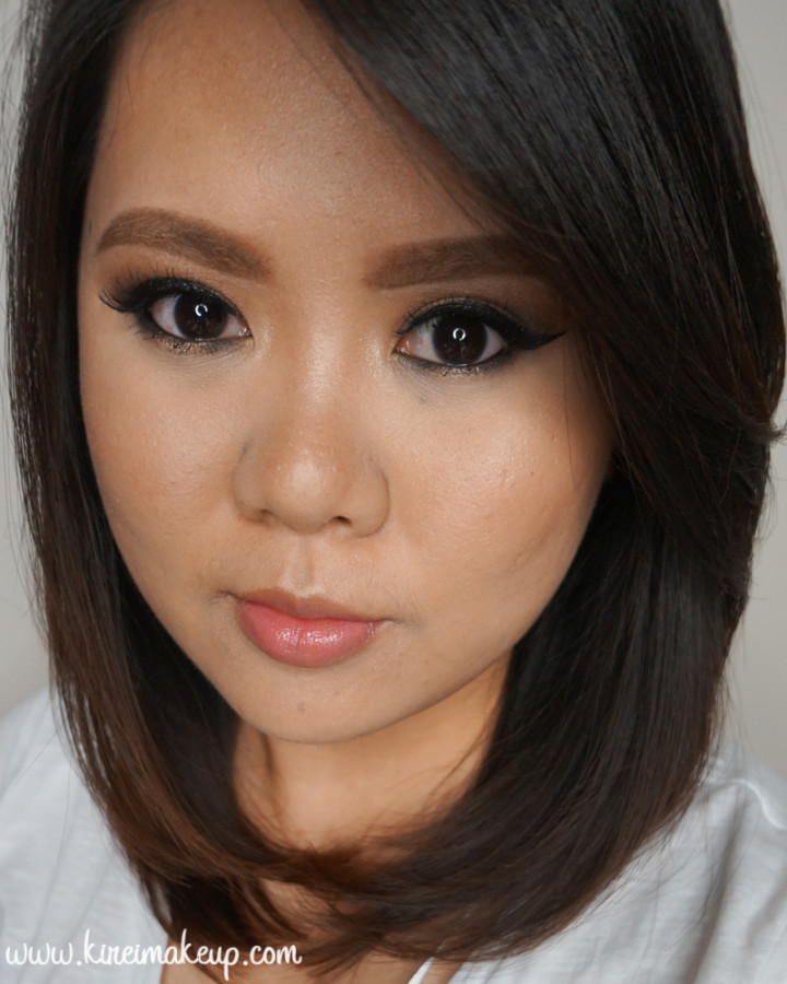 smokey eyes for asian