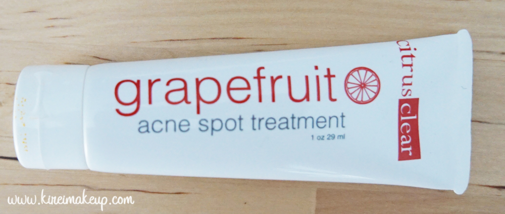 Grapefruit Acne Spot Treatment review