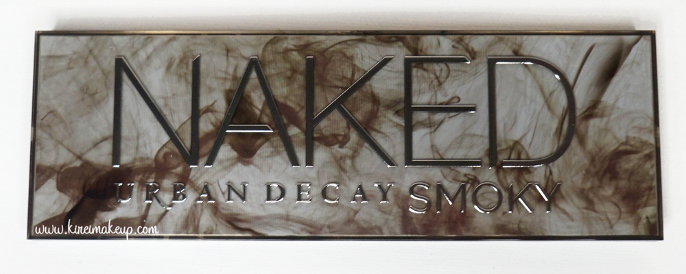 UD Naked Smoky review