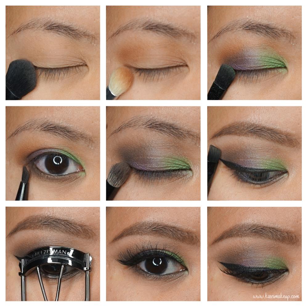 urban decay vice 3 makeup tutorial